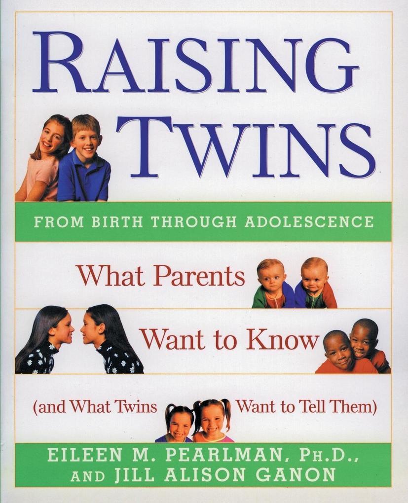 Raising Twins als Buch (kartoniert)
