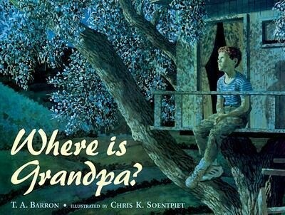 Where Is Grandpa? als Buch (gebunden)
