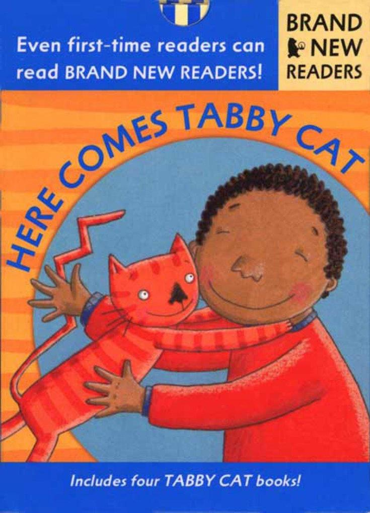 Here Comes Tabby Cat: Brand New Readers [With 4 - 8 Page Books in Slipcase] als Taschenbuch