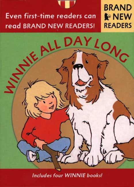 Winnie All Day Long: Brand New Readers [With 4 - 8 Pages in Slipcase] als Taschenbuch