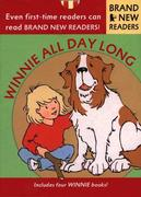 Winnie All Day Long: Brand New Readers [With 4 - 8 Pages in Slipcase]