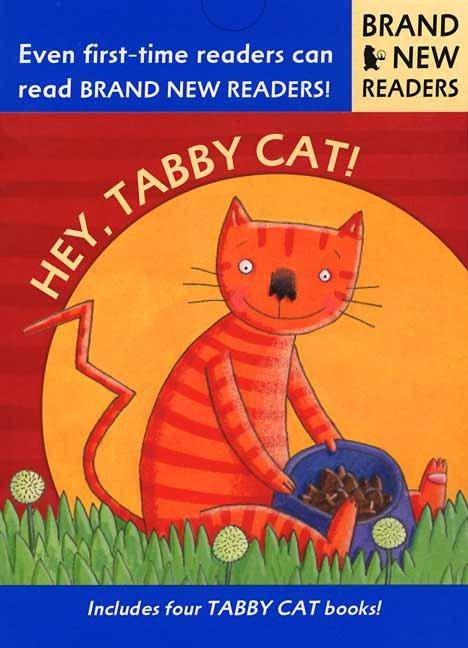 Hey, Tabby Cat! als Taschenbuch