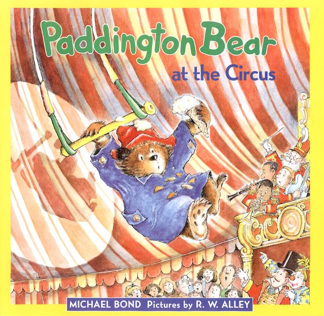 Paddington Bear at the Circus als Buch