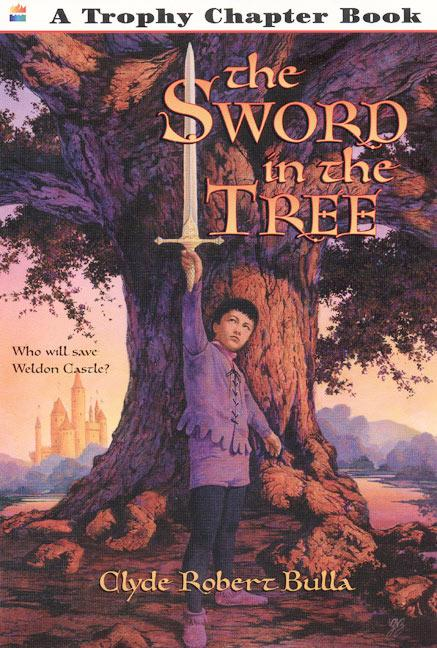 The Sword in the Tree als Taschenbuch