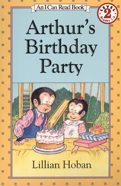 Arthur's Birthday Party als Taschenbuch