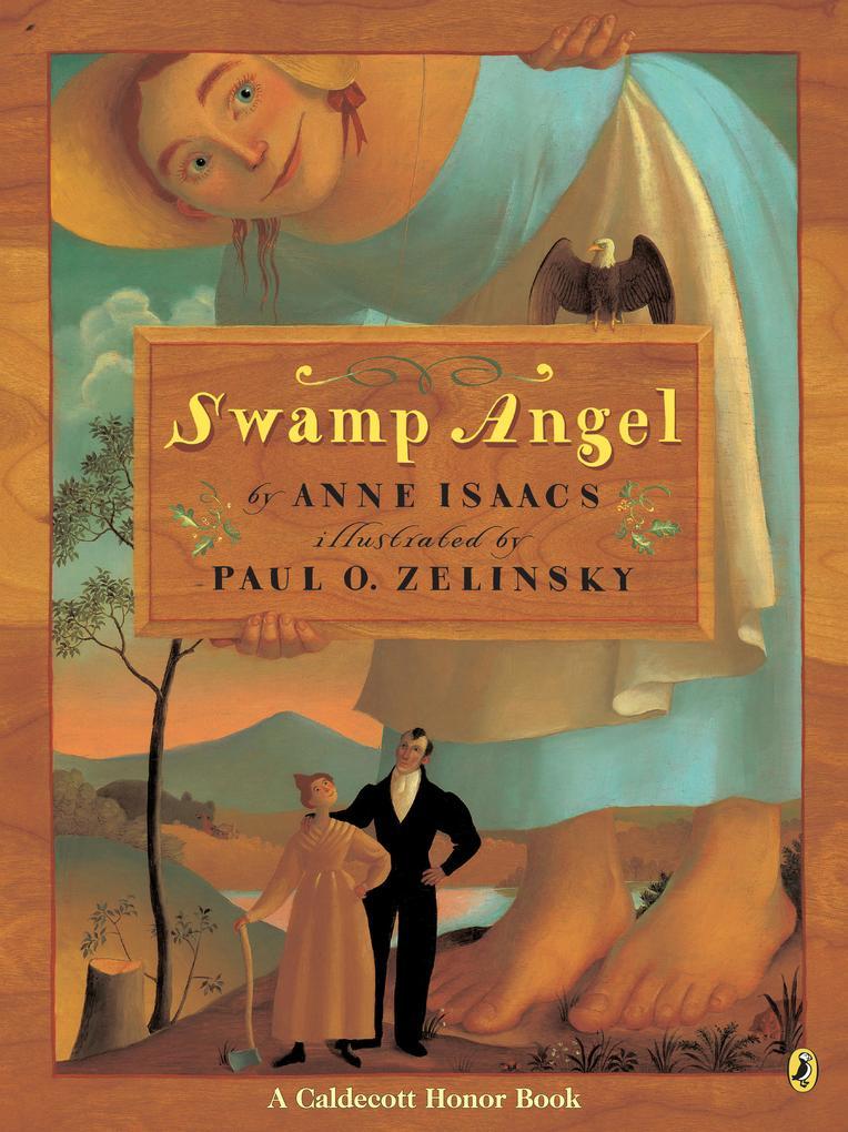 Swamp Angel als Taschenbuch