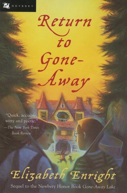 Return to Gone-Away als Taschenbuch