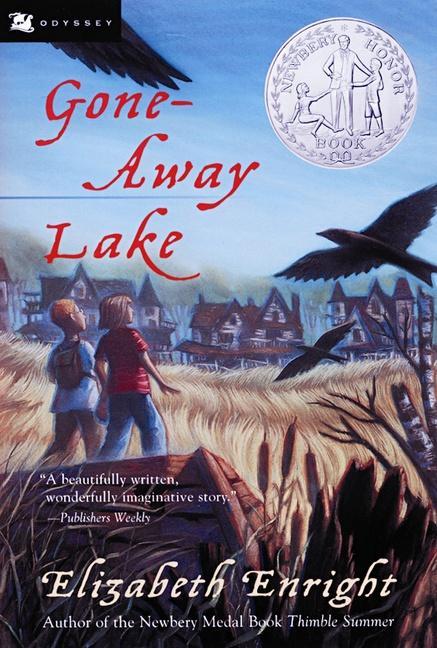 Gone-Away Lake als Taschenbuch