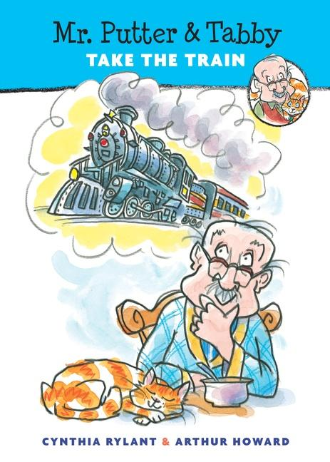 Mr Putter and Tabby Take the Train als Taschenbuch