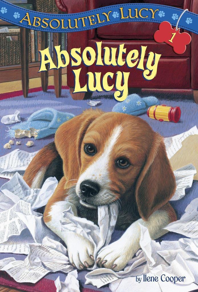 Absolutely Lucy als Taschenbuch