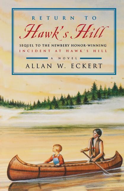 Return to Hawk's Hill als Taschenbuch