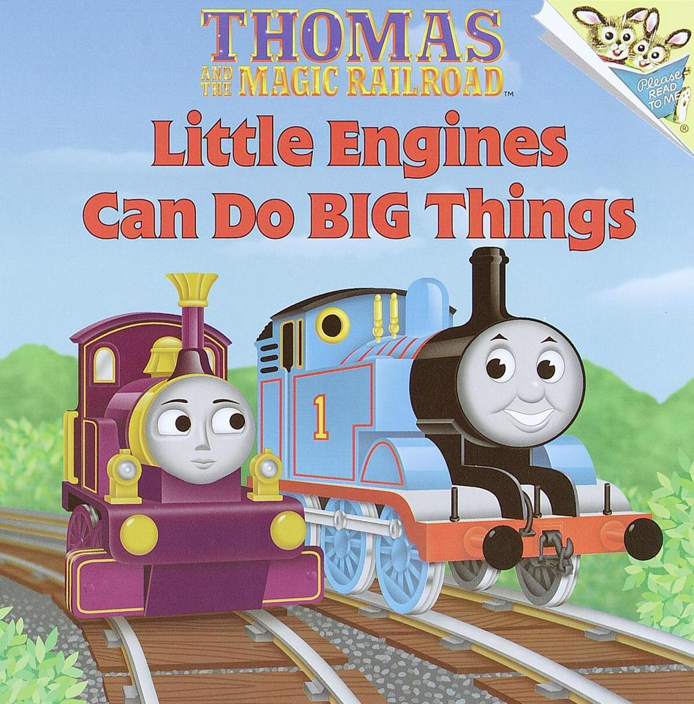 Little Engines Can Do Big Things als Taschenbuch