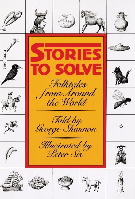 Stories to Solve: Folktales from Around the World als Taschenbuch