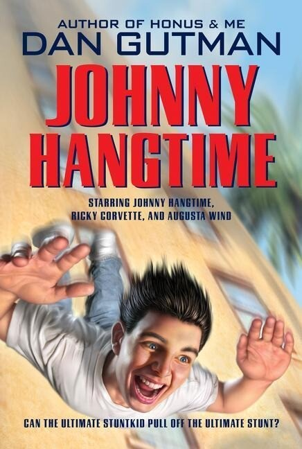 Johnny Hangtime als Taschenbuch