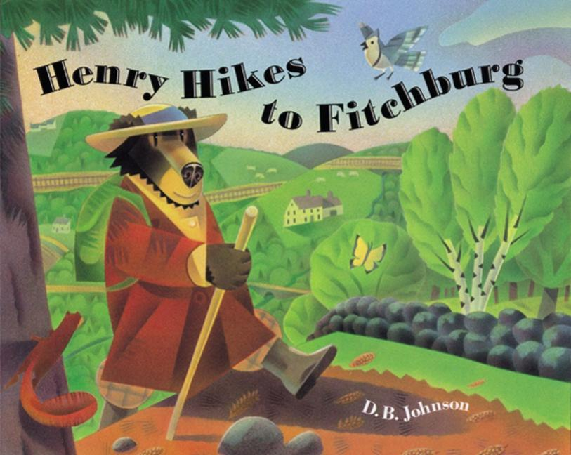 Henry Hikes to Fitchburg als Buch