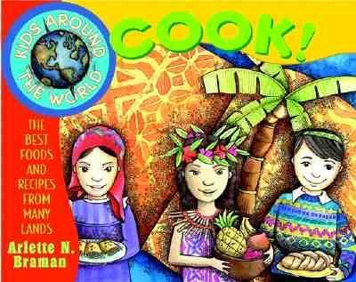 Kids Around the World Cook als Taschenbuch