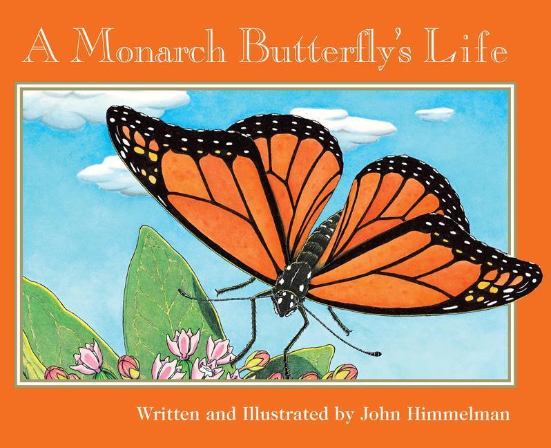 A Monarch Butterfly's Life als Taschenbuch