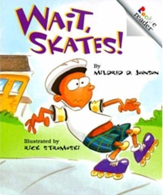 Wait, Skates! (Revised Edition) (a Rookie Reader) als Taschenbuch