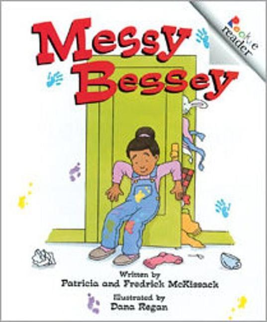Messy Bessey als Taschenbuch