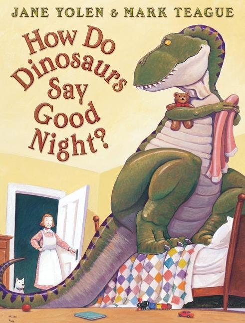 How Do Dinosaurs Say Good Night? als Buch