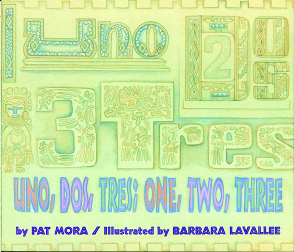 Uno, Dos, Tres / one, two, three als Taschenbuch