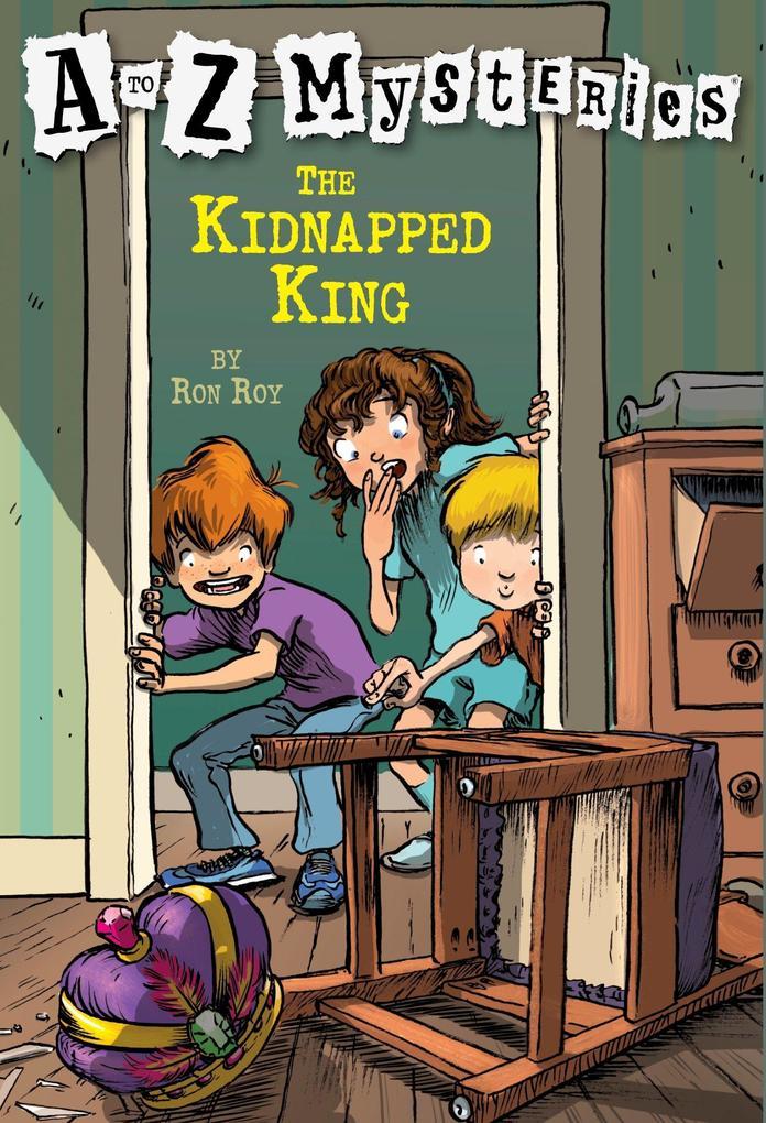Kidnapped King als Taschenbuch