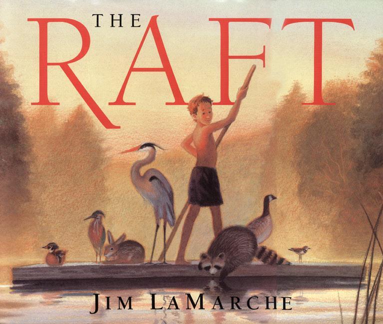 The Raft als Buch