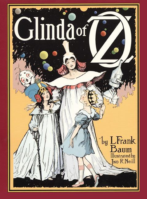 Glinda of Oz als Buch