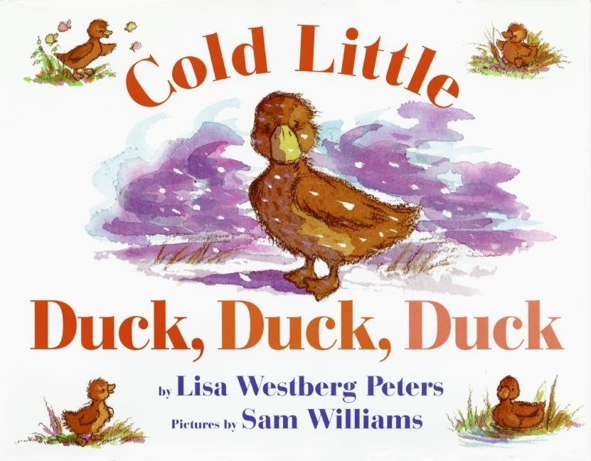 Cold Little Duck, Duck, Duck als Buch