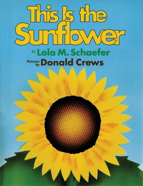 This Is the Sunflower als Buch