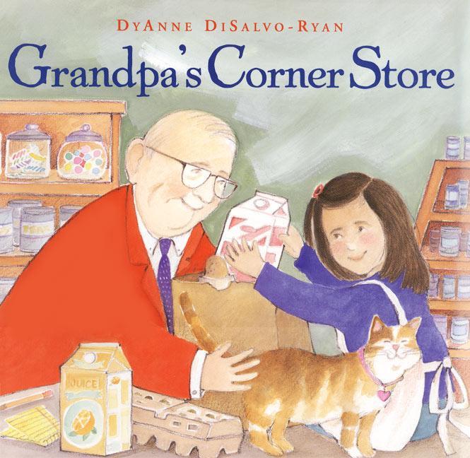Grandpa's Corner Store (Hardcover) als Buch