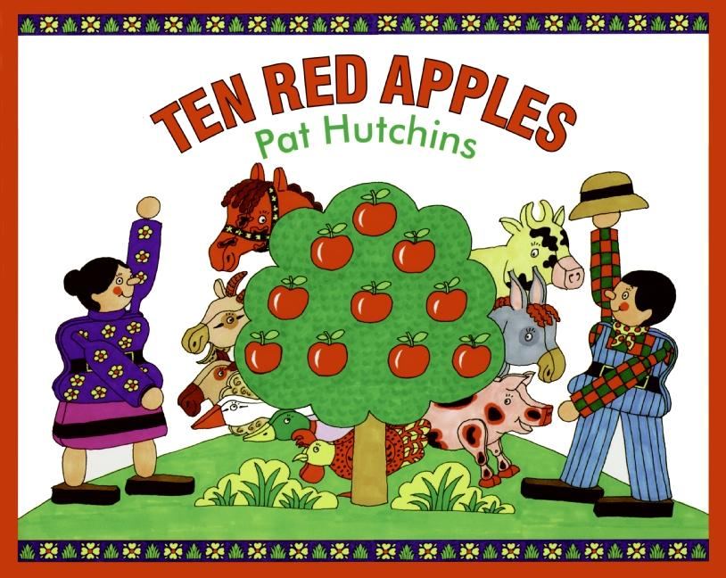 Ten Red Apples: Stories als Buch