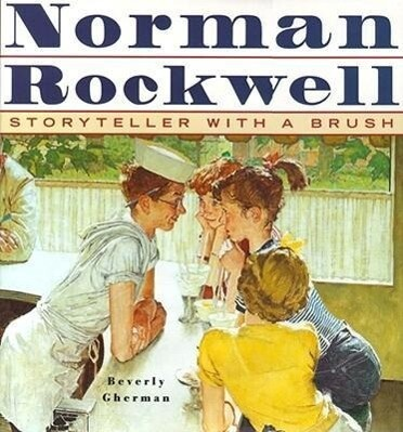 Norman Rockwell: Storyteller with a Brush als Buch