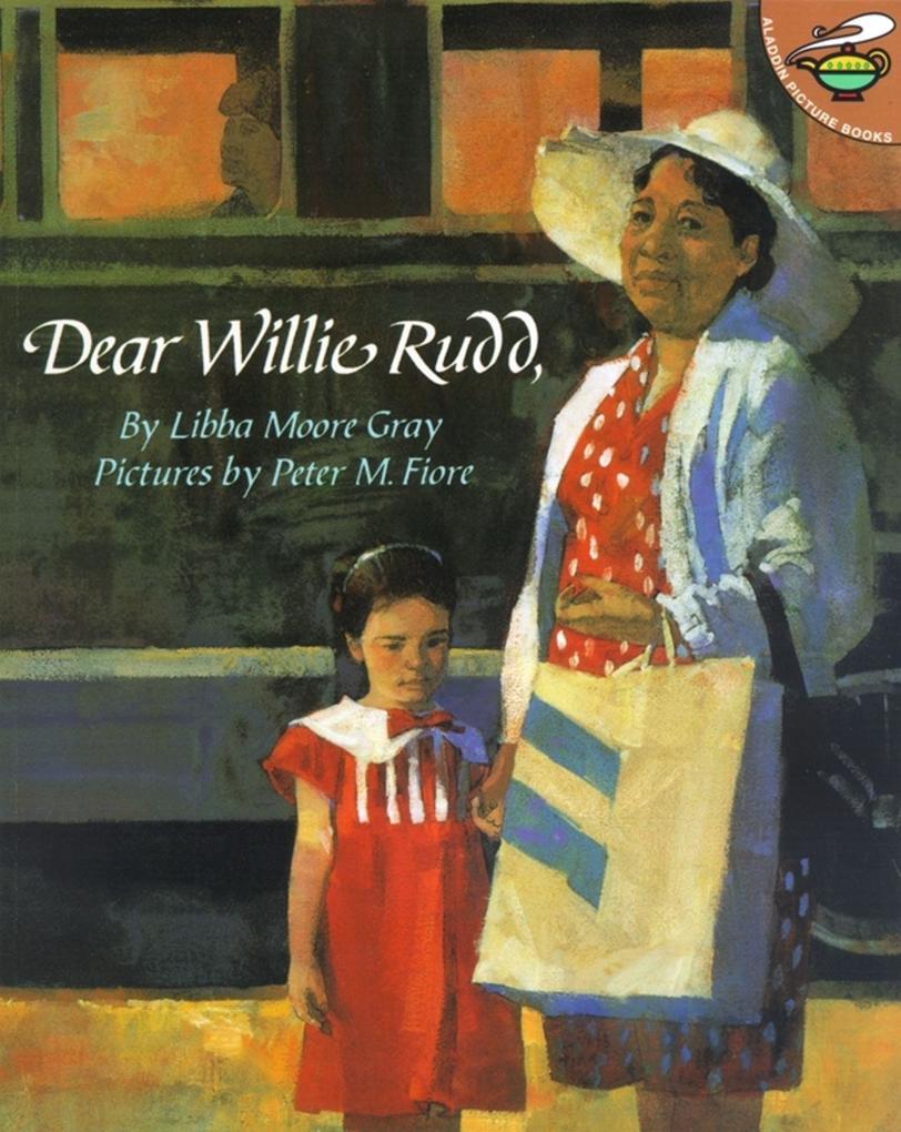 Dear Willie Rudd als Taschenbuch