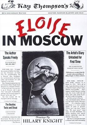 Eloise in Moscow als Buch