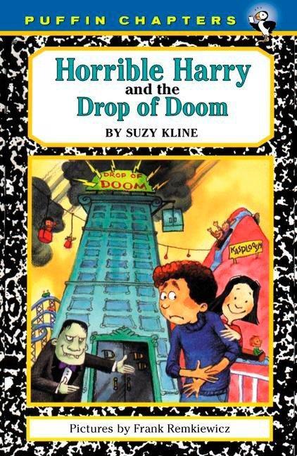 Horrible Harry and the Drop of Doom als Taschenbuch
