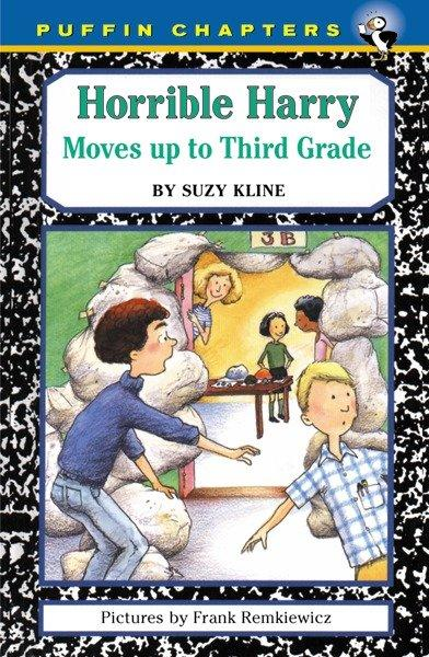 Horrible Harry Moves Up to the Third Grade als Taschenbuch