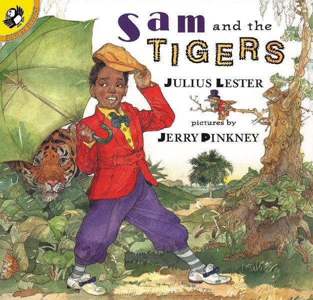 Sam and the Tigers: A New Telling of Little Black Sambo als Taschenbuch