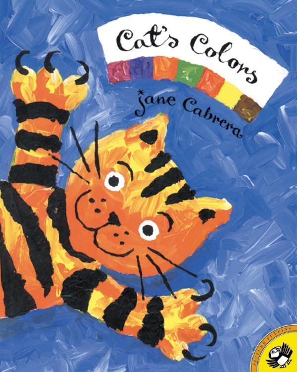 Cat's Colors als Taschenbuch