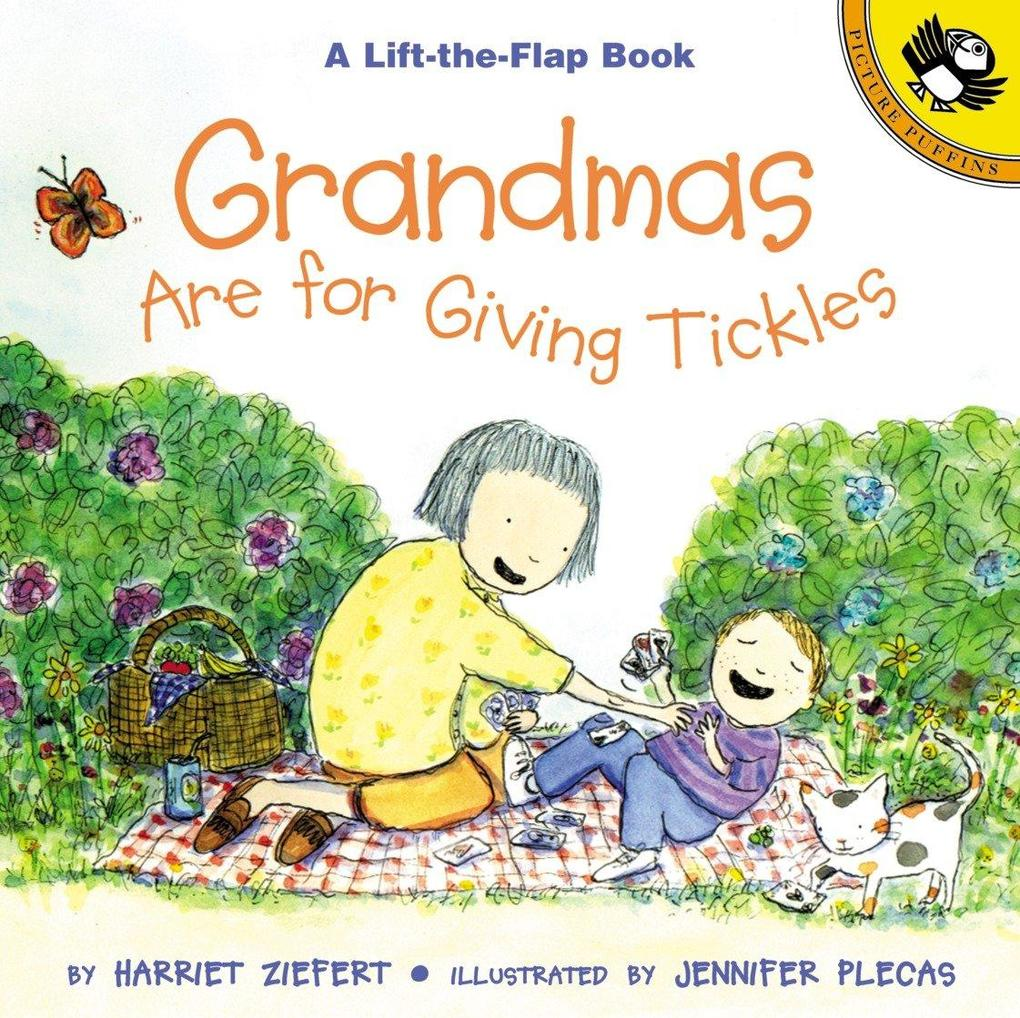 Grandmas Are for Giving Tickles als Taschenbuch