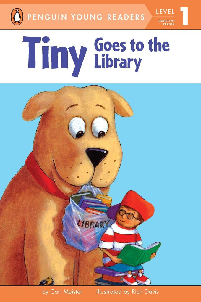 Tiny Goes to the Library als Taschenbuch