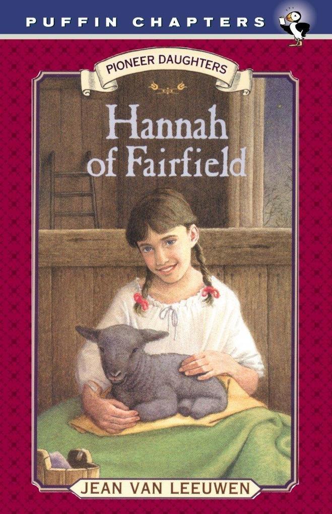 Hannah of Fairfield als Taschenbuch