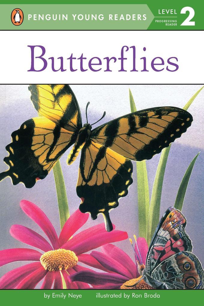 Butterflies als Taschenbuch