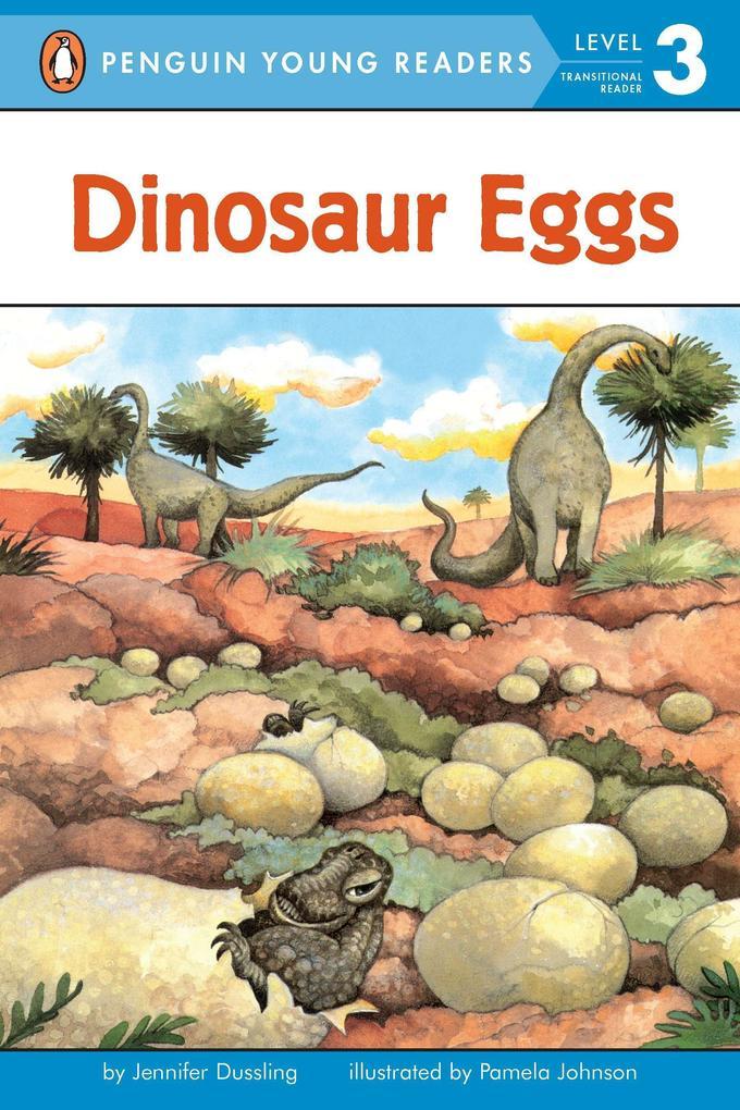Dinosaur Eggs als Taschenbuch