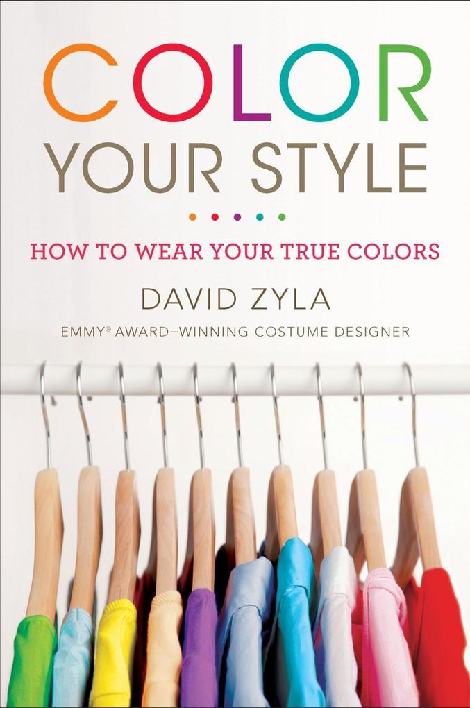 Color Your Style als eBook Download von David Zyla