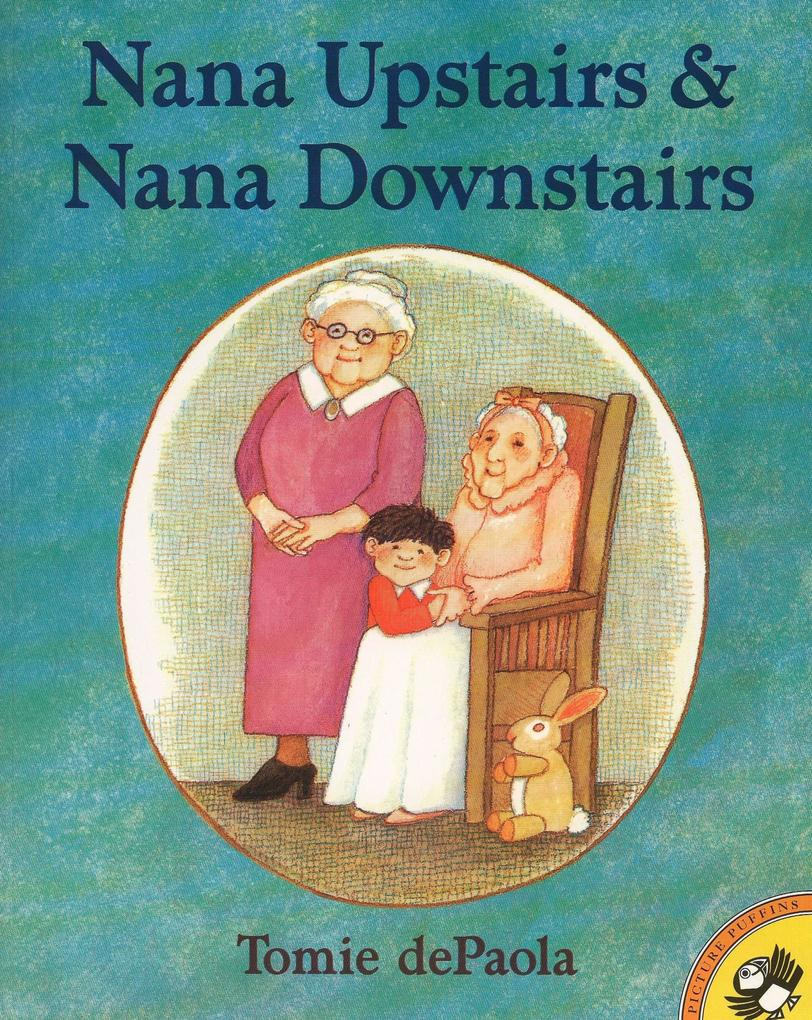 Nana Upstairs and Nana Downstairs als Taschenbuch