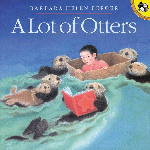 A Lot of Otters als Taschenbuch