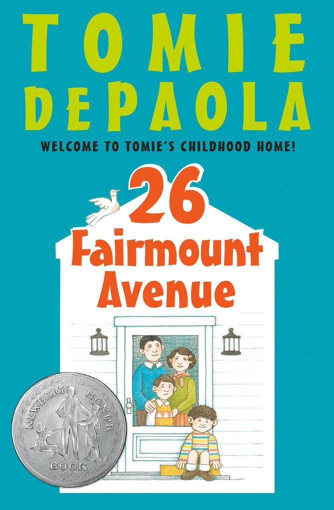 26 Fairmount Avenue als Taschenbuch