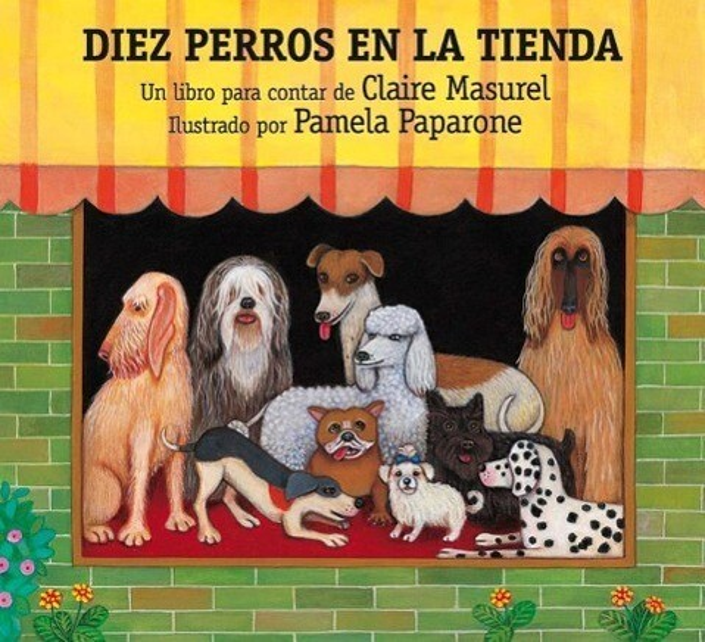 Diez Perros En La Tienda als Taschenbuch