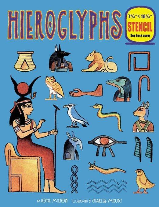 Hieroglyphs als Taschenbuch